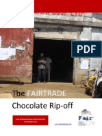 The Fairtrade Chocolate Rip-off