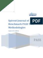 Spirent Journal of Benchmark PASS-TMJ