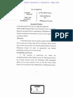 Randolph v. Martin J. Cirkiel and Cirkiel & Associates - AMENDED PETITION