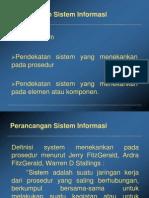 Perancangan System
