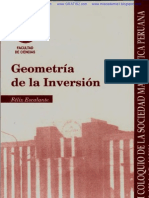 Geometria de La Inversion (Felix Escalante)