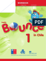 Inglés workbook - 1° Básico