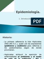 Clase Epidemiologia Primera Clase