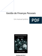 Gestão de Finanças Pessoais
