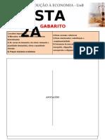 Gabarito Lista 2a 2012 (1)