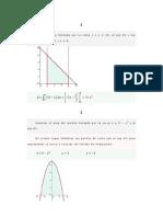 Aplicación de la integral