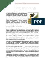 El Mito de Cuniraya Huiracocha y Cahuillaca