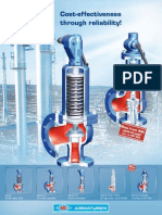ARI-Armaturen Safety Relief Valves
