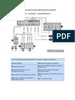 Diagramas de circuitos eléctricos del automóvil