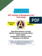 AFC Institute Management Technology