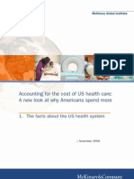 US_healthcare_Chapter1_The Facts About the US Health System