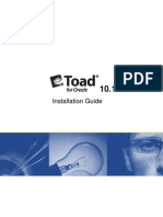 Install Guide-toad