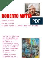 Arte Surrealista _y Maestria de Roberto Matta_ppt
