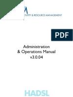 FirM Administration v3.0.04