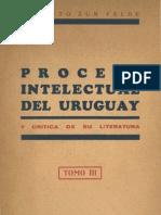 Proceso Intelectual Del Uruguay-tiii