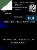 Proceso de manufactura de Comprimidos.ppt