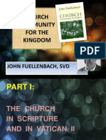 Church Community for the Kingdom