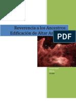 Reverencia a Los Ancestros