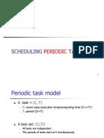 Scheduling Periodic