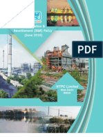 NTPC_R&R_Policy_2010