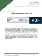 The Core Components of Entrust/PKI v5