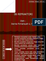 06 Refractory Material