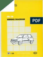 1991 ford festiva manual airbag electrical connector 1991 Toyota MR2 Wiring-Diagram 91 kia pride wiring diagram