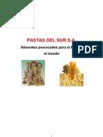Informe Pastas Del Sur