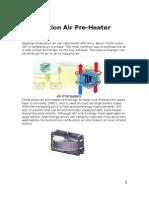 1 212 Air Preheater