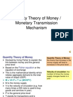 Demand Supply Theory of Money.ppt
