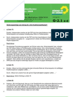 G-2.1 Arvid Bell u. a. Änderungsantrag