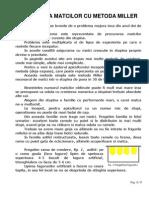 89921642 Cresterea Matcilor Cu Metoda Miller