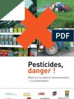 Pesticides Danger