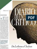 La Critica Letteraria Diventa Egocentrica - La Repubblica 26.03.2013