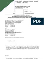 Revel AC Disclosure Statement
