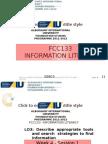 Week04-FCC 133 Search Tools