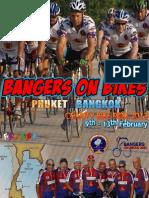 Bangers on Bikes 2013 Charity Bike Ride