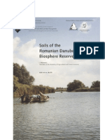 Soils of the Romanian Danube Delta Biosphere Reserve