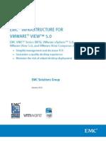 White Paper - EMC Infrastructure for Vmware
