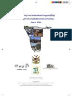 Informal Settlements Profiles