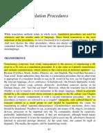 Newmark Chapter Procedures (1)