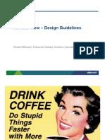 Design - VMware View - Guidelines