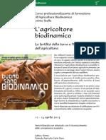 L'Agricoltore biodinamico