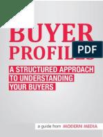 Understanding Buyer Profiles