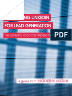 LinkedIn Lead Generation - Modern Media