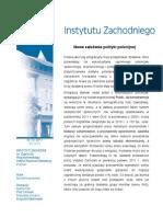 Michał Nowosielski - Nowe założenia polityki polonijnej