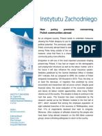 Michał Nowosielski - New Policy Premises Concerning Polish Communities Abroad.