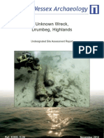 Drumbeg wreck site