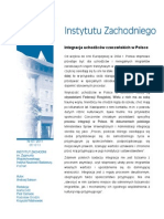 Andrzej Sakson - Integracja uchodźców czeczeńskich w Polsce