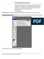 How to Use the Selection Tools in Adobe Photoshop CS5.pdf